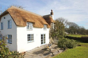 Thatched Rose Cottage