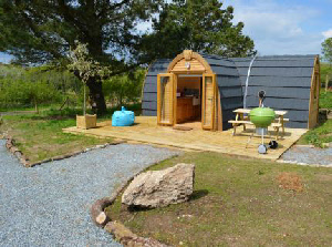 Trecombe Lakes Self Catering