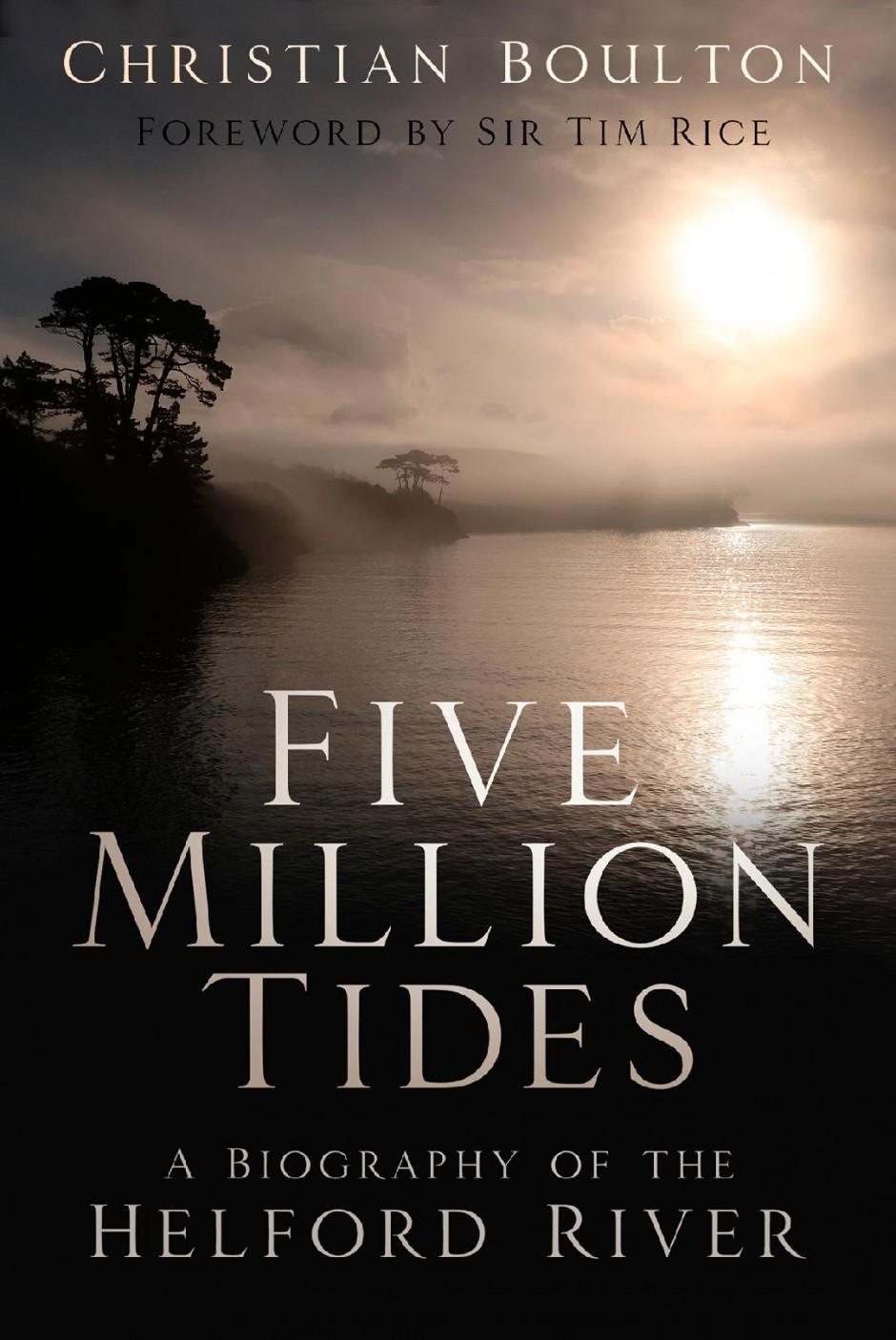 Five Million Tides book cover