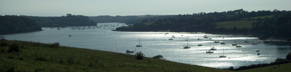 Places to stay around the Helford River in Cornwall