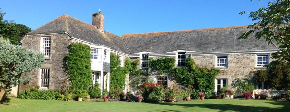 Trerose Manor in Cornwall