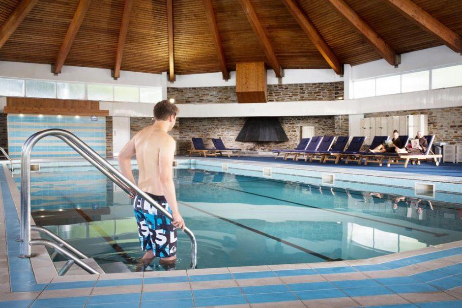 Budock Vean Hotel Swimming Pool
