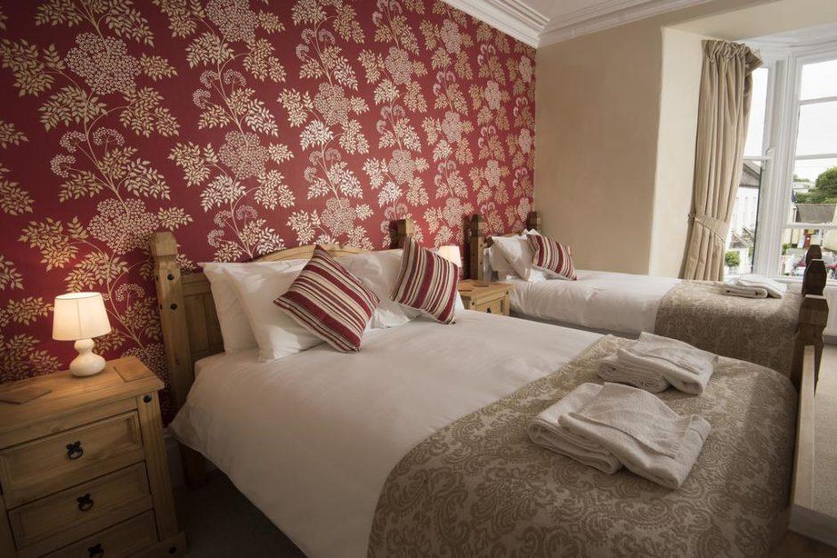 Three Tuns bedroom